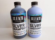 BLEACH LONDON, tried  tested. iconic hair colour. | blonde ambition