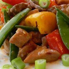 Spicy Orange Chicken - Allrecipes.com