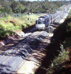 Queensland metropolitan Rail, Brisbane 2016