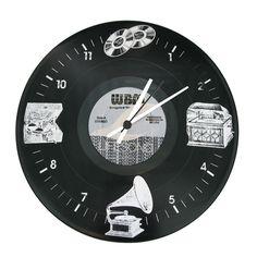 (99+) Fab.com | Phonograph Clock