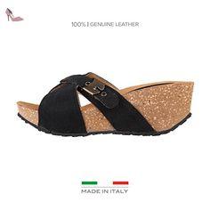 Superga , Escarpins pour femme - noir - Schwarz, 38 EU - Chaussures superga (*Partner-Link)