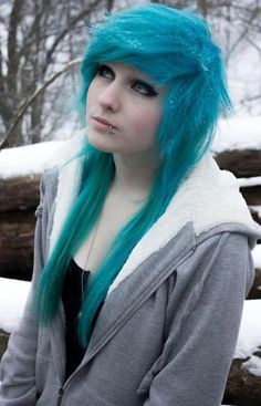 colorful emo hair - Yahoo Image Search Results