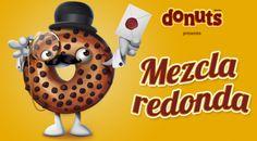 Donuts® - Mezcla redonda