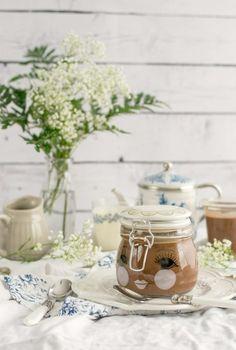 Crema de chocolate y avellanas casera - Megasilvita