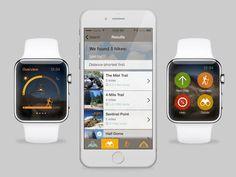 Apple Watch - Apps Inspiration - UltraLinx