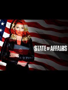 State of Affairs Season 1 [OV] Fall Tv Shows, Amanda Waller, Ben Kingsley, Earl Jones, Secrets And Lies, Ian Mckellen, Watch Episodes, Ralph Fiennes, Judi Dench
