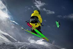 skiing switzerland | snowkiter switzerland i was spending four days in switzerland ...
