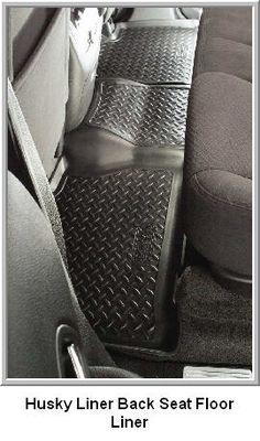 Husky Liner Back Seat Floor Liner fits 2004-2006 Avalanche  $82