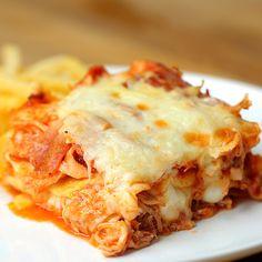 Hunters Chicken Lasagna - Twisted