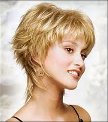 Image result for pictures of short length layered hairstyles