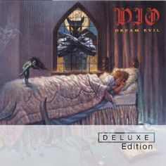 Dream Evil is the fourth in the series of Dio Deluxe Edition reissues from Universal Music. Music Memes, Music Humor, Metal Meme, Pictures Of Rocks, Musica Disco, James Dio, Rock Album Covers, Rock Cover, Punk