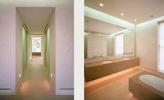 Private House, St Johns Wood, London - BB Partnership Ltd John Wood, Bathroom Lighting, Bb, Saints, London, House, Furniture, Home Decor, Bathroom Light Fittings