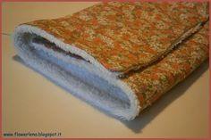 Alta Priorità: Tutorial burp cloth tovaglietta per ruttino