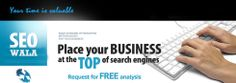 Place your Business at the top of the Search Engine
