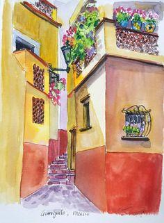 Las 25 Mejores Imágenes De Dibujando Guanajuato En 2019