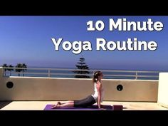 10 Minute Yoga Routine