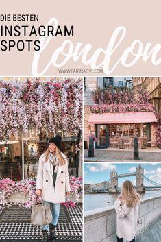 Tipps und Ideen für deine London Fotos. Finde die coolsten und schönsten Instagram Spots und Inspirationen für deinen Städtetrip nach London.