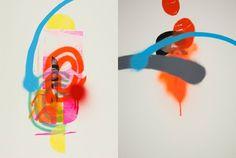 HENSE (Alex Brewer)   Graffiti, Art and the Catwalk inspiration