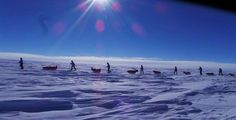 Hidden Lake Found under Antarctica with Possible Life Forms there too,