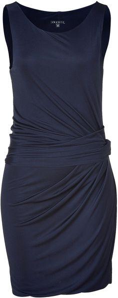 Stylish Navy Dress!