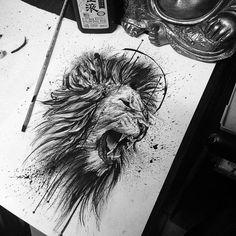 "Polubienia: 10.4 tys., komentarze: 55 – TATTOO INK (@tattooinke) na Instagramie: ""Artista @brunoalmeida.art _ Publicado por @flash_work ❤ @ttblackink _ Parceria:…"""
