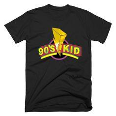 90s Kid P' Rangers T-Shirt