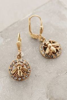These are SO cute. Anthropologie Apiarist Drops