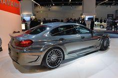 Hamann Mirror BMW M6 Gran Coupe: Frankfurt 2013