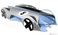 New Renault-Alpine Racing Car Revealed for Gran Turismo 6