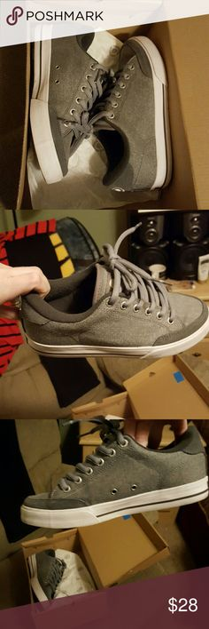 Circa Lopez 50 size men's 6.5 Worn only once or twice. Couple minor scuffs that I'm sure could be almost completely removed with shoe cleaner. Circa Lopez skate shoes. Very clean. Will fit women 7.5-8 C1RCA Shoes Sneakers