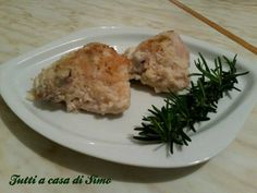 Volevo preparare le cosce di pollo, ma non saltate in padella come al solito; così le ho impanate.