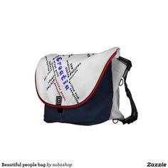 Beautiful people bag