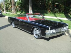 1966 lincoln continental this classic lincoln was. Black Bedroom Furniture Sets. Home Design Ideas