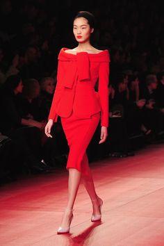 Fashion Week Paris Automne/Hiver 2013: défilé Nina Ricci