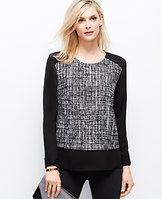 """picked this up today half off. Sized up to wear with my """"leather"""" leggings, a black pencil skirt, black jeans."""