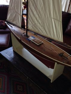 """""""LaHoo"""" plank on frame class A Racer: Q, Christibys"""