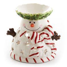 300489 Peppermint Frosty Tart Burner