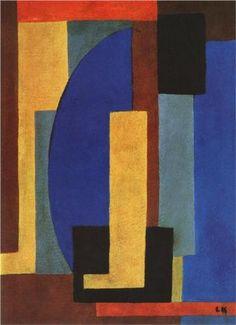 Picturial Architecture - Lajos Kassak