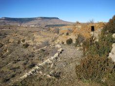 Camino entre Cantavieja e Iglesuela del Cid (GR 8) (MAESTRAZGO- Teruel, Spain-)