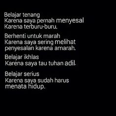 Pelajaran hidup things said. Quotes Lucu, Cinta Quotes, Quotes For Him, Quotes To Live By, Love Quotes, Motivational Words, Inspirational Quotes, Study Motivation Quotes, Bible Encouragement