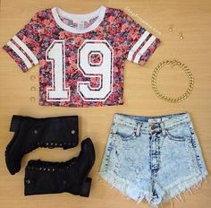Cute Matching Couple Shirts Couldnt - Now Outfits Cute Teen Outfits, Cute Summer Outfits, Outfits For Teens, Trendy Outfits, Cool Outfits, Summer Ootd, Teenager Outfits, Teen Crop Tops, Teen Fashion