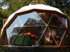 3V dome 5/8 - diametr 7.5m