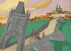 #DavidPintor #illustration #travel #lindgrensmith