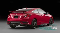 Honda chắc chắn nâng cấp ngoại hình Civic Si để phù hợp với hiệu suất