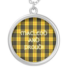 MacLeod and Proud Necklace