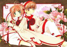 Sakura Kinomoto & Syaoran Li