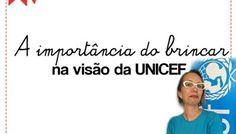 Importância do brincar na visão da Unicef - entrevista com Carolina Velho