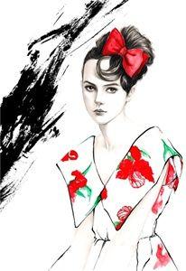 Fashion Illustration portfolio item