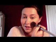 Make-up video on covering flare up without using foundation. Best Makeup For Rosacea, Rosacea Makeup, Acne Rosacea, Best Makeup Products, Skin Products, Sensitive Skin, Makeup Looks, Flare, Hair Makeup