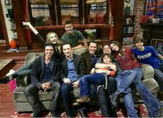 Gmw cast is just adorbs!